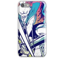 Fight! - Usagi x Leonardo iPhone Case/Skin