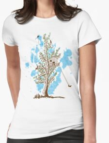 Tree House Graphic Shirt T-Shirt