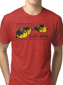 I'm Taking My Talents To South Beach Shirt Tri-blend T-Shirt