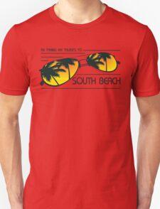 I'm Taking My Talents To South Beach Shirt Unisex T-Shirt