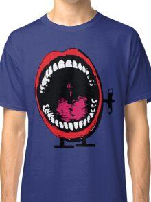 Chattering Teeth Graphic Shirt Classic T-Shirt