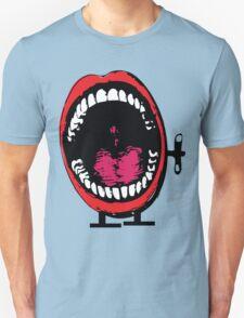 Chattering Teeth Graphic Shirt Unisex T-Shirt
