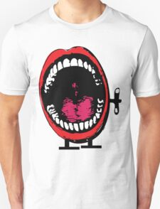 Chattering Teeth Graphic Shirt T-Shirt