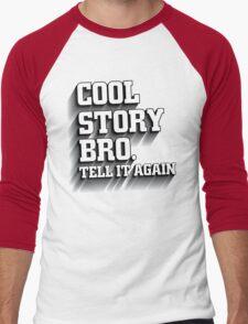Cool Story Bro Shirt Men's Baseball ¾ T-Shirt