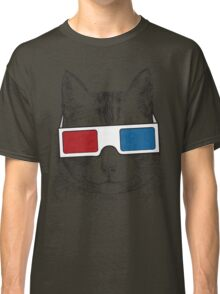 Cat Geek Shirt Classic T-Shirt