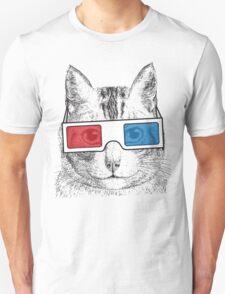 Cat Geek Shirt T-Shirt
