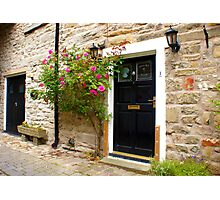 Village Cottage. Photographic Print