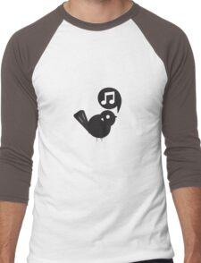 iTweet Men's Baseball ¾ T-Shirt