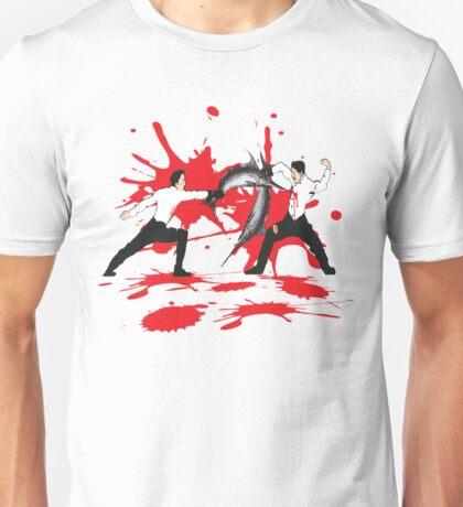 Sword Fight Graphic Shirt Unisex T-Shirt