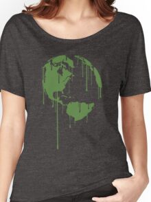 One Earth Graphic Shirt Women's Relaxed Fit T-Shirt