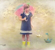 Playing in the Rain by Chris Armytage™