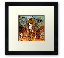 Queen Be Framed Print