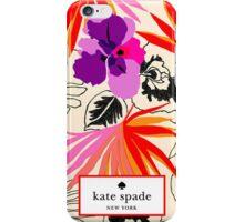 Kate Spade - Floral iPhone Case/Skin