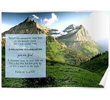 From Everlasting to Everlasting You Are God Poster