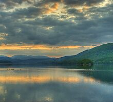 Coniston Daybreak by Jamie  Green