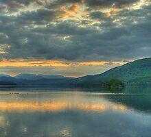 Coniston Daybreak by Jamie  Green