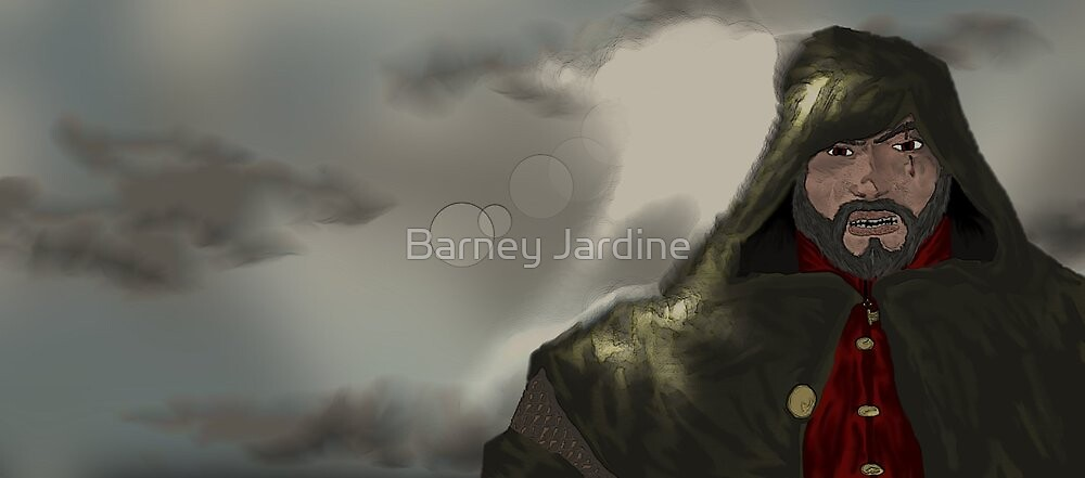 The Last Thoughts of a General by Barney Jardine