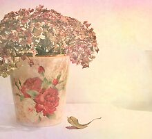Potted Flowers by Margi