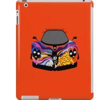 Pagani Zonda Bat Mobile iPad Case/Skin