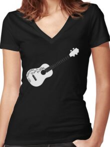 Nerdfighters  Women's Fitted V-Neck T-Shirt