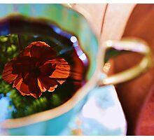 Pop coffee Photographic Print