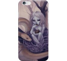 snake child iPhone Case/Skin