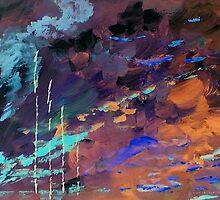 Cloud Burst by Ginger Lovellette