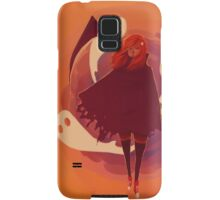 Reaper Girl Samsung Galaxy Case/Skin