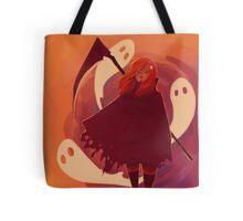 Reaper Girl Tote Bag