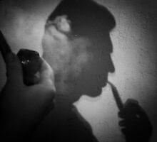 self-portrait by Igor Philipenko