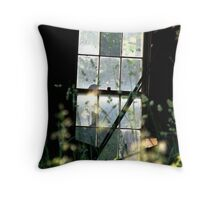 Return Once More Throw Pillow
