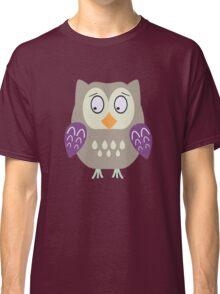 Sad  owl  Classic T-Shirt