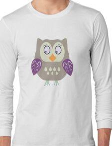 Sad  owl  Long Sleeve T-Shirt