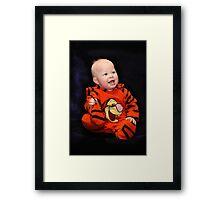 Jordan Framed Print