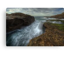Channel Falls Canvas Print
