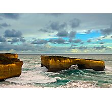 London Bridge Great Ocean Road Photographic Print
