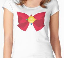 SAILOR MOON CRYSTAL Women's Fitted Scoop T-Shirt
