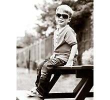 Too cool for school! Photographic Print