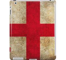 St. George Cross iPad Case/Skin