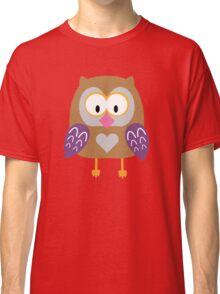 Ugly owl  Classic T-Shirt