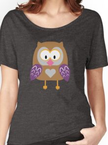 Ugly owl  Women's Relaxed Fit T-Shirt