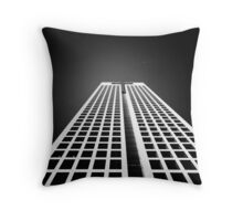 Ice Cubes Throw Pillow