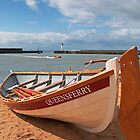 South Queensferry Skiff - Ferry Lass by GillBell