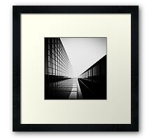 10.000 Windows Framed Print