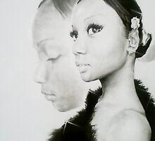 Young Geisha by Harryjamesjr
