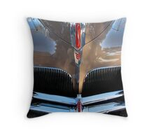 1941 Studebaker  Commander Coupe Throw Pillow