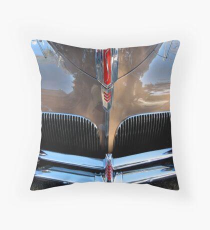 1941 Studebaker  Commander Coupe Throw Pillow