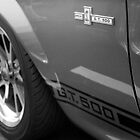 "Mustang GT 500 ""Eleanor"" by AnalogSoulPhoto"