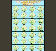 The many faces of Peridot Unisex T-Shirt