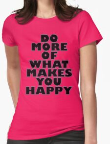 DOMORE 2 Womens Fitted T-Shirt
